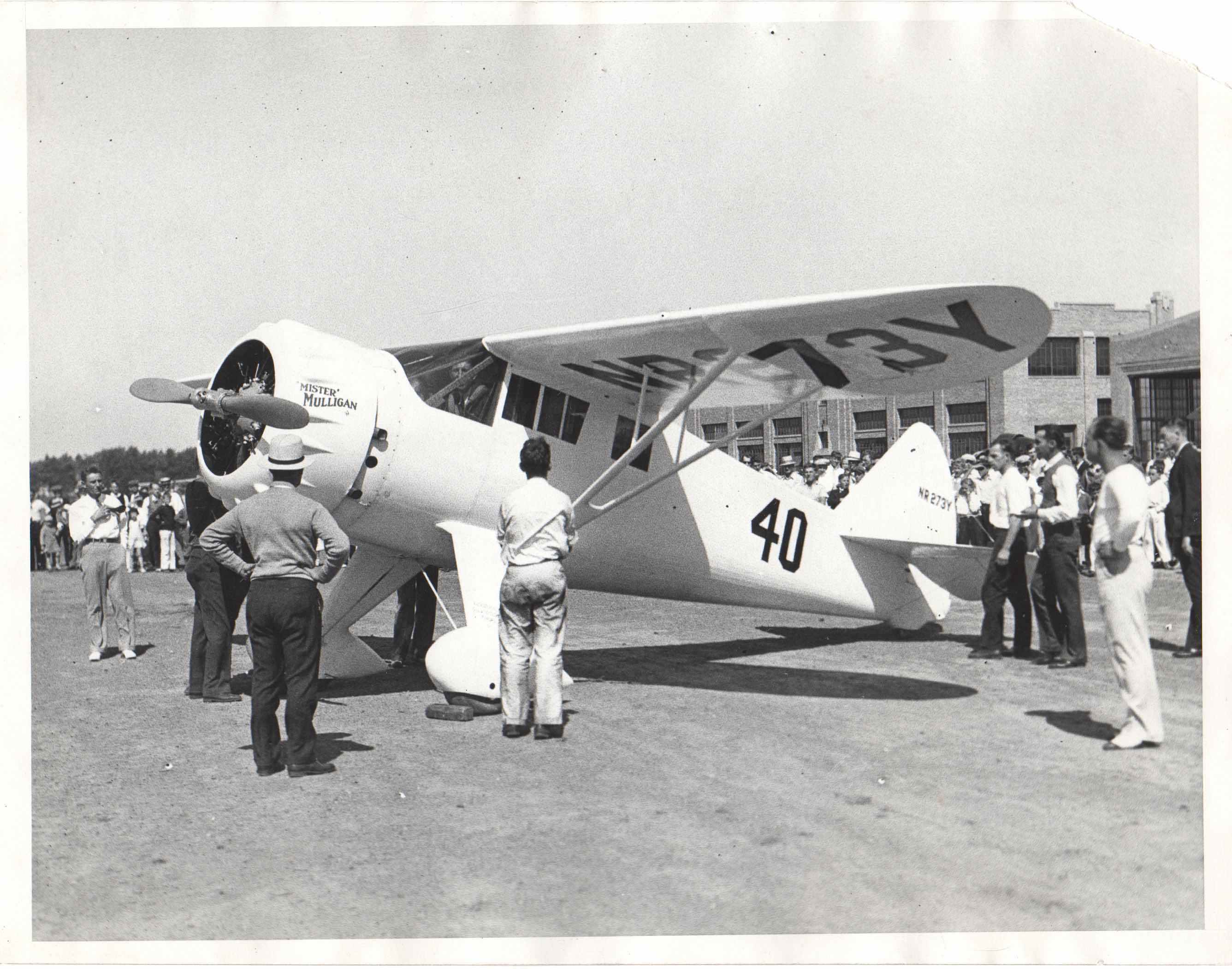 11 thoughts on the golden age of the national air races - Dga 6
