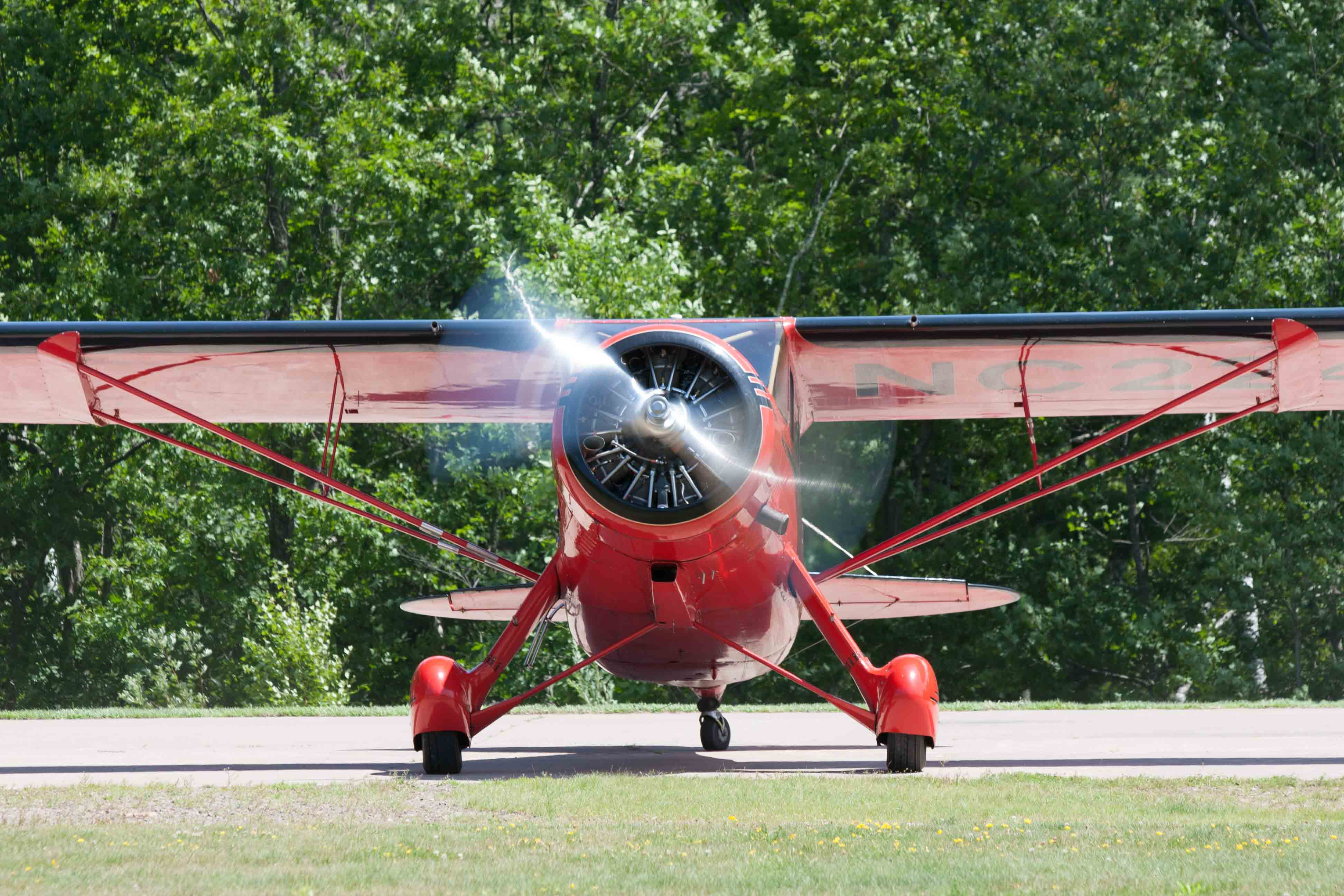 About - Howard Aircraft Foundation on